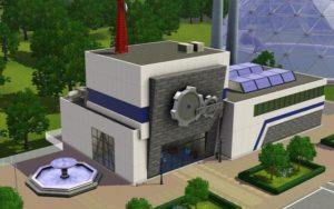 sims 3 science