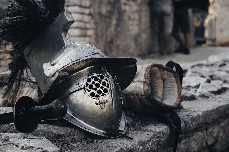 gladiator roman slave
