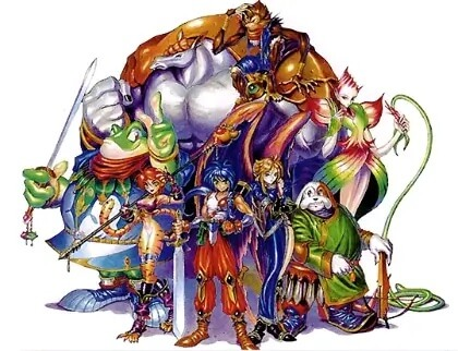 Breath of Fire characters