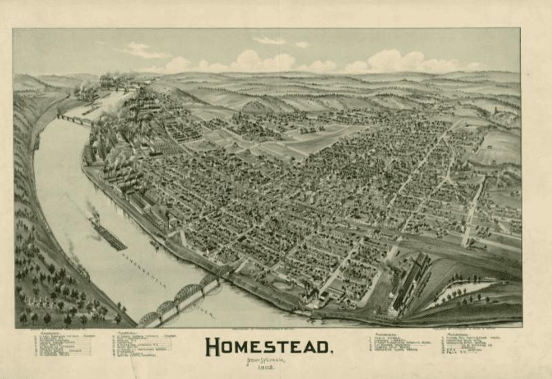 Homestead Pennsylvania