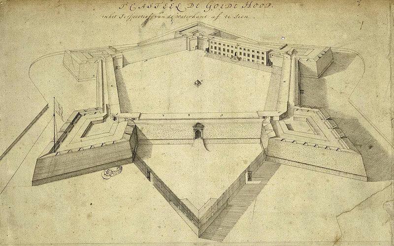 Kasteel de Goede Hoop 1680