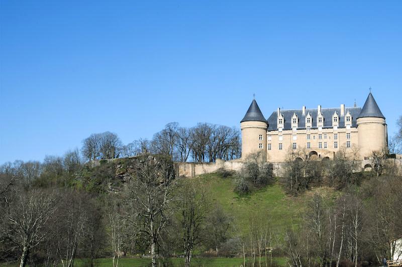 Rochechouart Castle and Centre for Modern Art