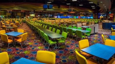 bingo room potawatomi hotel casino