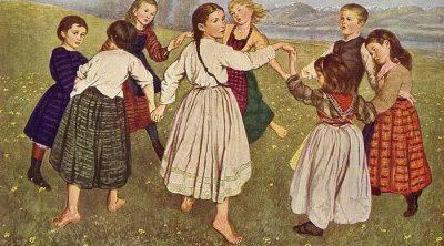 childrens singing game