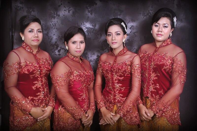 Modern Javanese Women