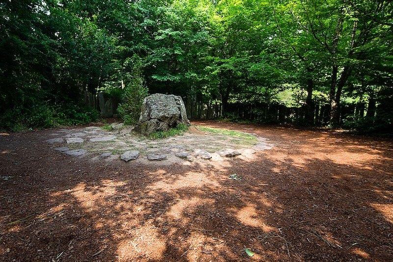 Merlin's Tomb