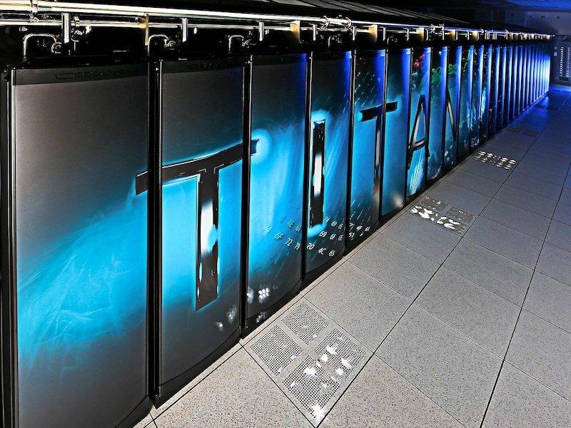 Titan 3 SuperComputer