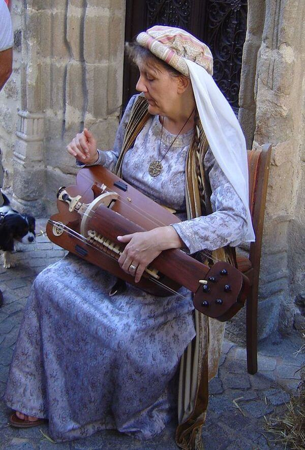 The Medieval Festival of Rochechouart