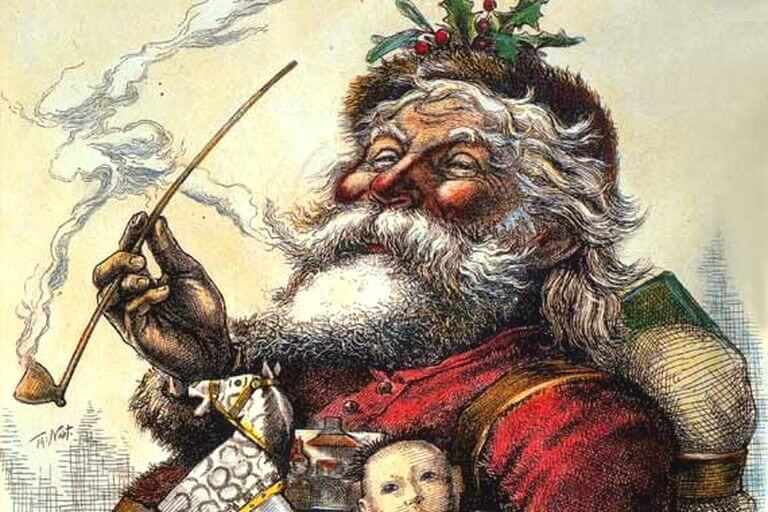 Thomas-Nast-Santa-Claus-Wikimedia-Commons