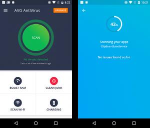 AVG Antivirus Android Free