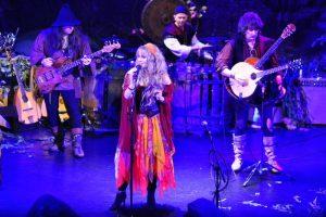 Candice Night & Ritchie Blackmore